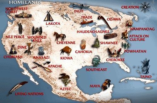 Risultati immagini per nativi americani e 28 ottobre
