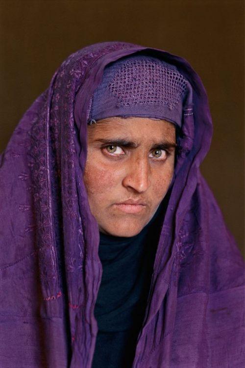 Sharbat Gul.25 anni
