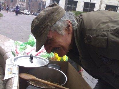 bebbe  minestra piazza san babila