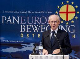 Herman Van Rompuy  premio europeo Coudenhove-Kalergi 2012