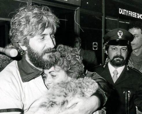 Giovanni Comper viene liberato