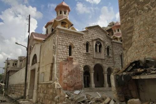 Aleppo chiesa kivorkest-1
