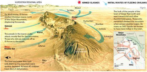 Mappa-Yazidi