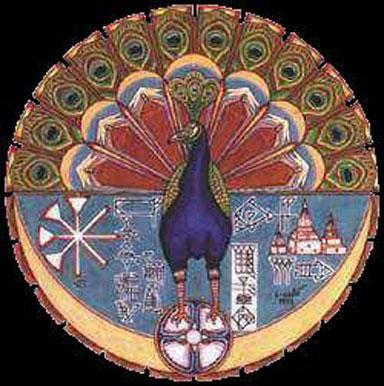 melek-taus-peacock-angel