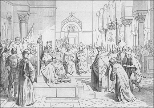 Giuseppe-Gatteri-orsoleo-II-sottomette-la-dalmazia