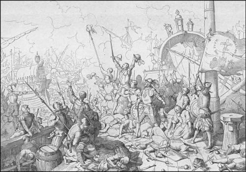 giuseppe-gatteri-1571-si-vince-a-lepanto