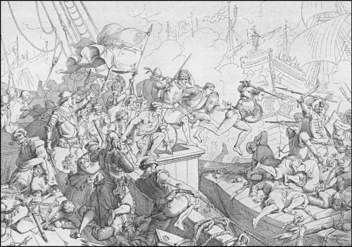 giuseppe-gatteri-1651-la-vittoria-di-paros