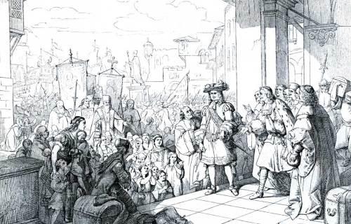 giuseppe-gatteri-1669-i francesi-abbandonano-candia jpg