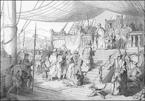 giuseppe-gatteri-1766-incontro-tra-il-bey-di-tripoli-e-il-nani