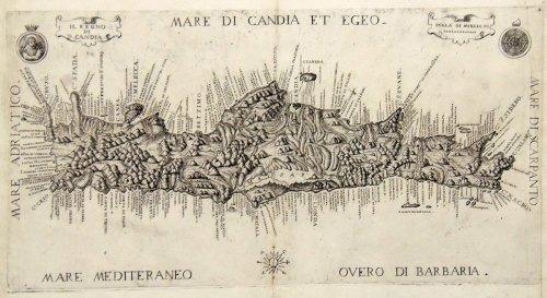 marco boschini incisione regno candia