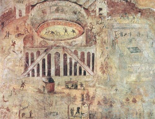 stadio di pompei