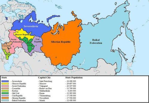 RUSSIA-REPUBBLICHE