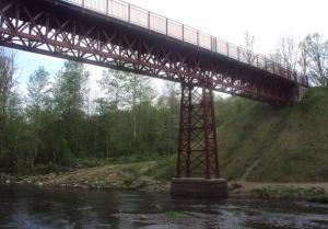 Ved den genfundne bro