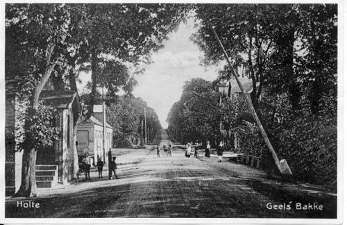 Geels Bakke ca. 1905