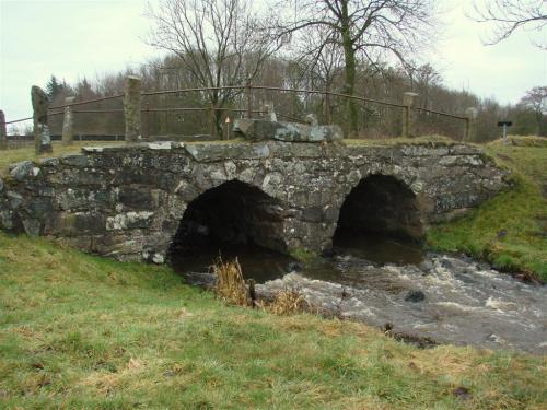 Gejlå Bro på Hærvejen