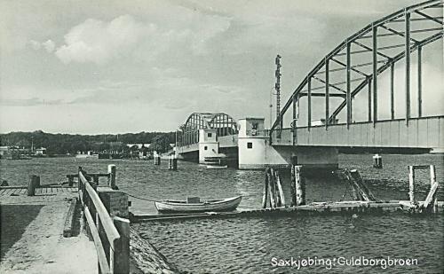 Guldborg(sund)broen (1934)