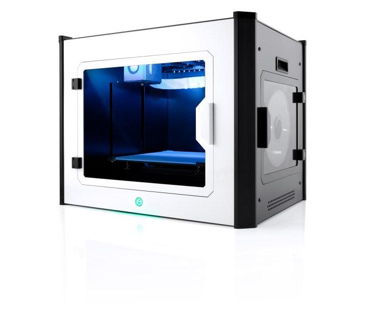 VSHAPER 3D Printers voor de industrie en medische sector.