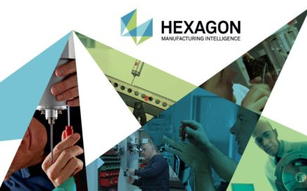 "Hexagon ""the power of SMART change"""