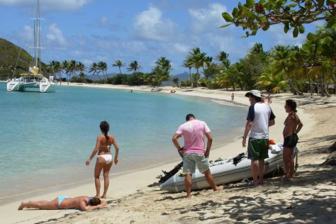 Caraibi 2008 - St. Vincent e Grenadine