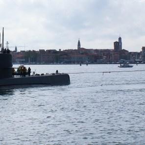 Ottobre blu vela veneta velaveneta chioggia navi nave marina militare fregata euro pelosi sommergibile sottomarino convegni nautica vespucci todaro mostra venezia veneto