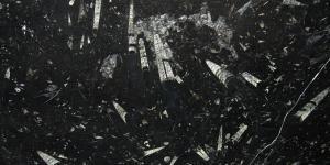 Fossil Black Large