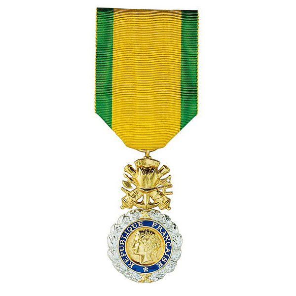 Médaillés Militaires 2013-2014