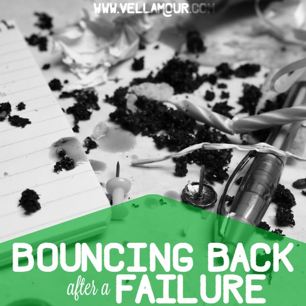 Bouncing Back after a Failure
