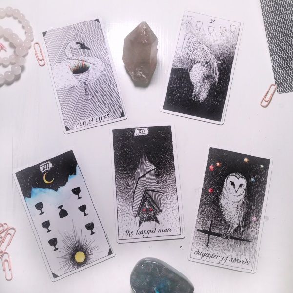Get your full tarot reading from Vella today!