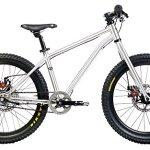 EarlyRider Belter Urban Trail 3 Vélo Mixte Enfant, Aluminium
