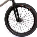 KHE BMX Vélo Strike Down Pro 9,8kg seulement.