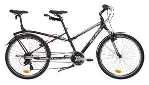 Vélo Tandem atala deux Smart noire 21V mesure 26«
