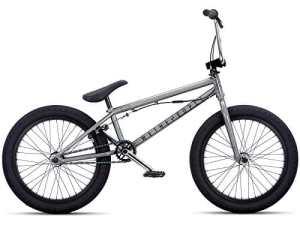 'Wethepeople «Versus 2017Spectral Vélo BMX–Silver | Argent | 20.75»