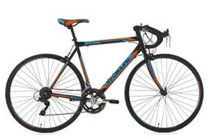 KS Cycling 230R Piccadilly Vélo de route Noir 28″