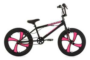 Ks Cycling Vélo BMX Rose 20″