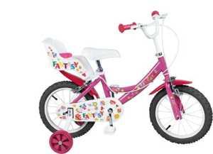 Toimsa – 424 – Vélo pour Enfant – Sweet Fantasy – Fille – 14″ – 4 à 7 ans