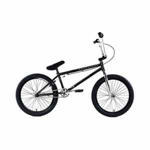 colonie Endeavour Vélo BMX 2017 53,3 cm Top Tube Crimson/chrome