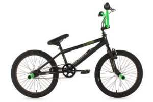 KS Cycling Dynamixxx Vélo BMX Freestyle 20″ Vert