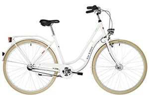 Ortler Detroit 3s EQ – Vélo de ville – blanc 2017 velo ville femme