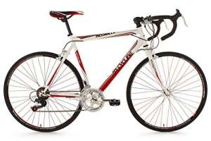 KS Cycling Piccadilly Vélo de route Blanc 28″
