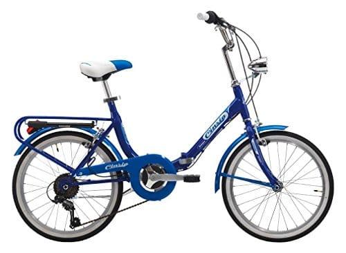 Vélo pliant Bologne Hi-Tension 20cycles Cinzia, Vivid blu