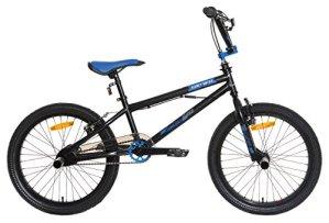 Carraro violées, vélo BMX pour garçon, noir/bleu, S