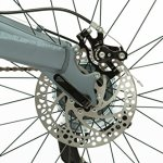 Moma Bikes BIX29G20 Vélo Vtt Mixte Adulte, Gris, Taille : L-XL