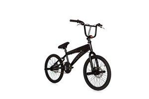Moma Bikes Bifrsnun Vélo Bmx Mixte Adulte, Noir, M
