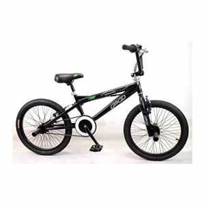Mercier Vélo BMX Freestyle 20 4 Pegs – Noir