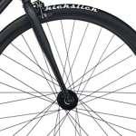 FIXIE Inc. Blackheath – Vélo de Ville – Noir Hauteur de Cadre 51cm 2018 Velo Ville Femme