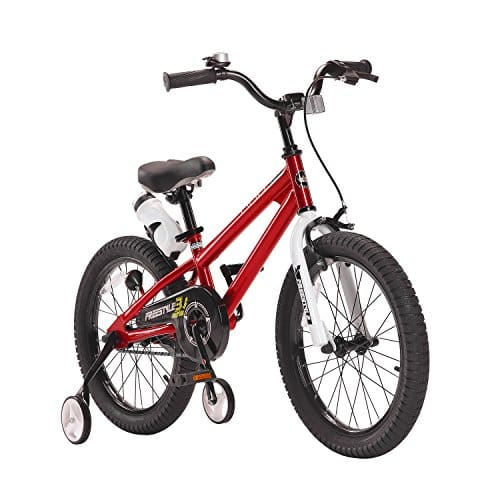 Royal Baby Freestyle Vélo Mixte Enfant, Rouge, 16 inch
