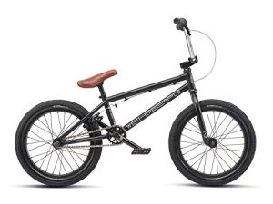 Wethepeople Curse 18″ 2019 Velo BMX Freestyle (18″ – Matt Black)