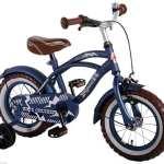14«Vélo Vélo pour enfant avec roues arrières Bike Blue Cruiser Mat Qualité Bleu 51401