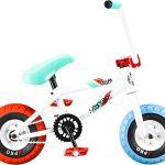ROCKER Irok+ Smiler Velo BMX Mini (Blanc)