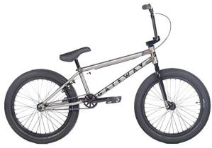 Cult Gateway 20″ 2020 Velo BMX Freestyle (20.5″ – Raw)